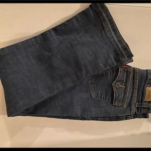 Levi's 512 Bootcut Jeans perfectly slimming 6P J3
